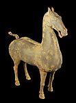 Horse, Han Dynasty