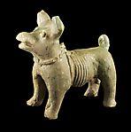 Model of a Dog